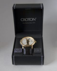 Croton Patriot Series Statue of Liberty Men's Watch #Croton