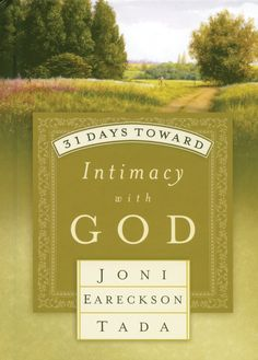 Joni takes you on a journey through glorious green pastures as well as the inevitable twists and turns, infusing your path with fresh encouragement.