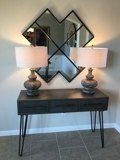 Decor, Table, Furniture, Saratoga Homes, Home Decor, Entryway, Entryway Tables