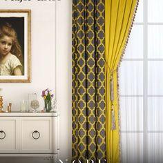 Göz kamaştıran tasarım, ilgi çeken renkler... Desen 1 : Major Desen 2 : Estee Brilliant design, exciting colors ... Design 1 : Major Design 2 : Estee #Nope #Curtain #EvTekstili #Tulle #Textile #HomeTextile #Perde #Tül #Fabrics #Textiles #Colors