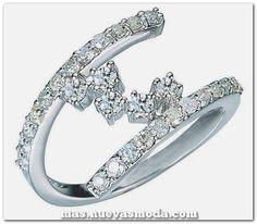 3a76340497c4 Pin de VANROCK en Joyería de plata de moda