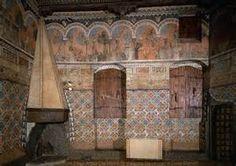 Bedroom, Davantazzi Palace Palazzo, Villas, Fresco, Wall Painting Decor, Wall Art, Florence Tuscany, Old Wall, Italian Renaissance, Houses