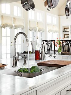 Spacious and Family-Friendly Kitchen Update - Traditional Home®