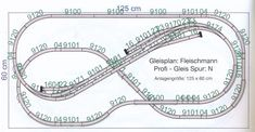 NOCH 85880 Z Scale Train Layout Form Cortina *USA Dealer