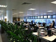AKQA London's offices
