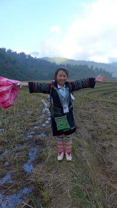 Sapa O'Chau, The Red Dao Homestay and Ta Phin Village Pt. 5 #socent #vietnam