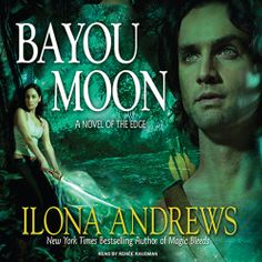 "#SALE: Listen to a sample of the #Fantasy #Novel ""Bayou Moon"" by @ilona_andrews right here... http://amblingbooks.com/books/view/bayou_moon"