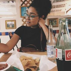 """""""We fell in love, in a taco place   by @halesbells"""""""