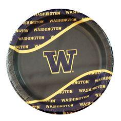 UW party plates