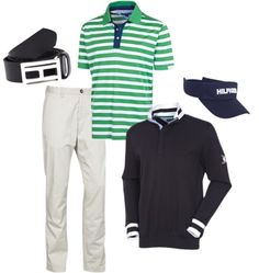 """""""Tommy Hilfiger Golf"""" by golf4her on Polyvore"""