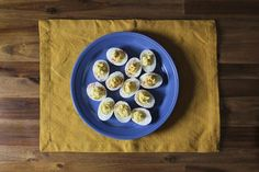 Recipe: Low Sodium Deviled Eggs