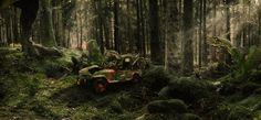 Lost World... by Dark-Indigo.deviantart.com on @DeviantArt