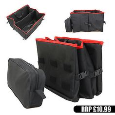 Car boot tidy bag - boot case - camping bag - #shopping #carrier - #garden -,  View more on the LINK: http://www.zeppy.io/product/gb/2/271373510292/