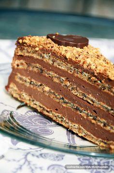 Ljesnjak-Nutella Cokoladna torta