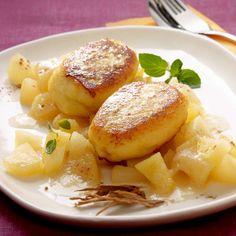 Dumplings, Macaroni And Cheese, Pizza, Eggs, Treats, Breakfast, Sweet, Ethnic Recipes, Food