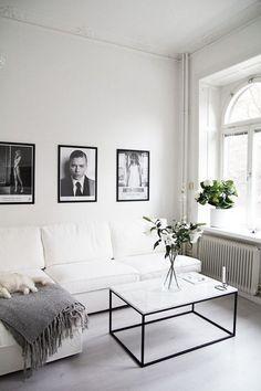30+ Home Decor Minimalist Idea | Monochrome color, Clean design ...