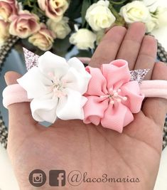 Diy Baby Headbands, Scrunchies, Bows, Make It Yourself, Flowers, Handmade, Crafts, Tulle Bows, Baby Girl Headbands