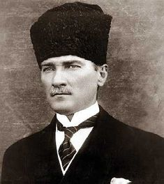 "Mustafa Kemal Ataturk ""You, the mothers who sent their sons from far away countries, wipe away your tears. Your sons are now lying in our bosom and are in peace. After having lost their lives on this land, they have become our sons as well."" The story at this link is wonderful - written in a very modern way!"