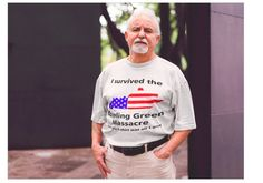 The cool shirt shows our love and support to the victims and their families in Bowling Green. What a complete...