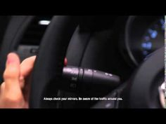 2014 CX 5 — Blind Spot Monitoring System   Mazda USA