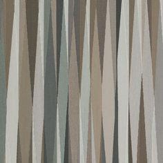 Maharam Overlapping Stripe by Paul Smith 001 Nimbus #Textile #MaharamCollaborator
