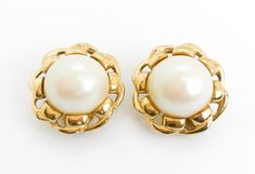 Givenchy Vintage Clip On Earrings Designer Jewelry, Jewelry Design, Clip On Earrings, Pearl Earrings, New York Times Magazine, A Star Is Born, Vintage Clip, First Night, Vintage Designs