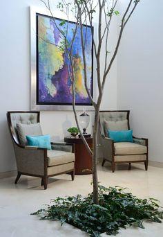 Recibidor Casa GL: Pasillo, hall y escaleras de estilo  por VICTORIA PLASENCIA INTERIORISMO