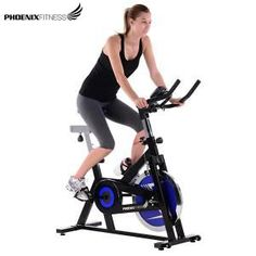 Phoenix Fitness Spin Bike with Hand Pulse Flywheel Spin Bikes, Spinning Workout, Phoenix, Hands, Club, Fitness, Men, Guys