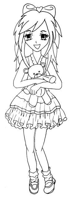 bratzillaz coloring pages online - photo#49