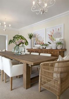 How do I decorate my Elegant Dining table? Decor, Furniture Design Modern, Dining, Modern Dining Room, Furniture Decor, Home Decor, Elegant Dining Room, Island Style Decor, Dining Room Decor Elegant