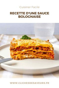 Sauce Bolognaise, Best Italian Recipes, Recipe Boards, Lasagna, Macaroni And Cheese, Ethnic Recipes, Food, Tomatoes, Best Pasta Recipes