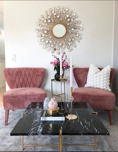 Living Rooms – The Marble Home New Living Room, Home And Living, Living Room Decor, Bedroom Decor, Living Room Inspiration, Home Decor Inspiration, Fashion Inspiration, Contemporary Decor, Apartment Living