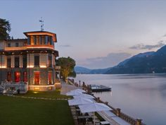 Casta Diva Lake Como