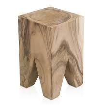 mueble tronco madera - Buscar con Google