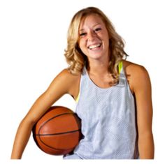Lessons on Coaching Girls Basketball