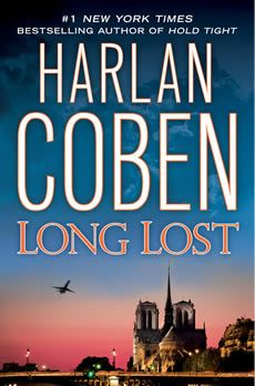 Long Lost, by Harland Coben.    Find this book in the the library catalog -- https://bark.cwmars.org/eg/opac/record/2611901?bool=and;bool=and;bool=and;qtype=title;qtype=author;qtype=keyword;contains=contains;contains=contains;contains=contains;query=long%20lost;query=coben;query=;locg=291;pubdate=is;_adv=1