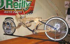 Skull Bicycle :p