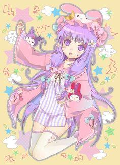 My Melodi *-* so kawaii