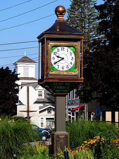 Day Two - Copake NY Clocktower