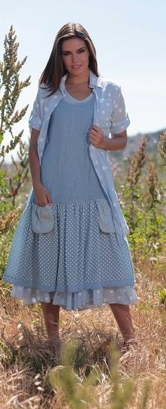 Beginning to Sew Modest Clothing Patterns – Recommendations from the Experts Simple Outfits, Chic Outfits, Pretty Outfits, Fashion Outfits, Mode Hippie, Mode Boho, Modest Fashion, Boho Fashion, Girl Fashion