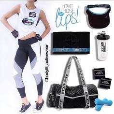 Nuestra nueva colección te propone el #LookGym  ideal para realizar tus rutinas de entrenamiento, sintiéndote cómoda, hermosa y moderna.  Disponible en todas nuestras tiendas y sitio Web www.bodyfitactivewear.com #FitInspiration #FashionTrends #FashionFitness #TopTaches #Fitness #Modern #Anathomic #FashionSport #WorkOut #ActitudBodyFit #PhotoOfTheDay #LifeStyle #Woman #Shop #Casual #Trendy #f4f #Follow #YoSoyBodyFit #NewCollecion #BodyFit #ActiveWear  #RopaDeportiva #StyleRunner