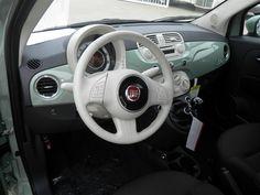 2013 FIAT 500, Green, 11641246