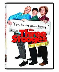 Will Sasso & Sean Hayes & Bobby Farrelly & Peter Farrelly -The Three Stooges: The Movie