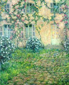rozen langs de muur