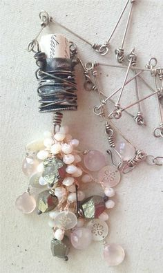 Pipe Dreams – Stephanie Lee, rock star.  Cute handmade chain, too