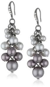 Image result for China made cluster bead earrings
