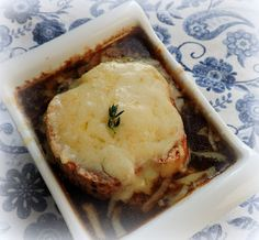 I can still remember the very first time I tasted French Onion Soup. It was when I had been married for the first time. My husban...