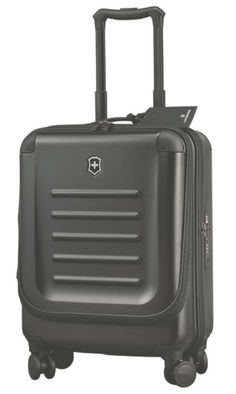 Spectra 2.0 20 Handgepäck mit Schnellzugriffsöffnung, Schwarz | Koffer.ch