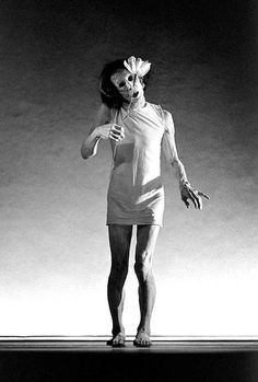 """Kazuo Ohno the originator of Butoh dancing in """"My Mother"""""""