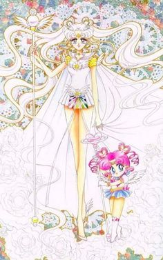 a clacca piace leggere...: principesse della luna! sailor moon 12 e gekka bijin 1